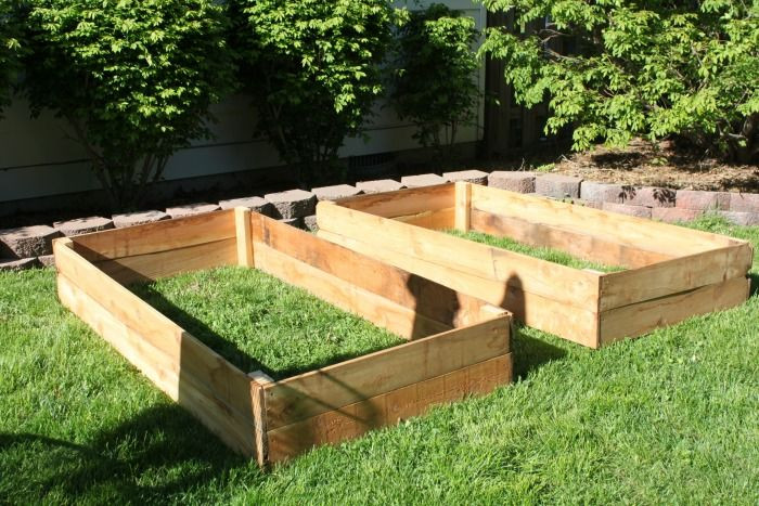 Best ideas about DIY Raised Garden Beds Cheap . Save or Pin DIY Raised Ve able Beds for Under $30 Garden Now.
