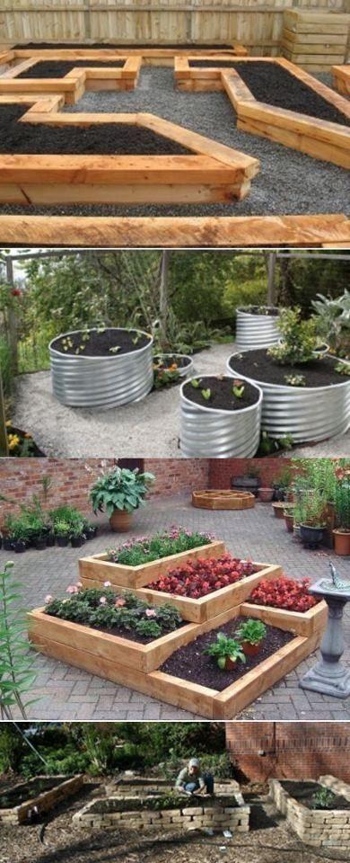Best ideas about DIY Raised Garden Beds Cheap . Save or Pin 25 best ideas about Cheap Raised Garden Beds on Pinterest Now.
