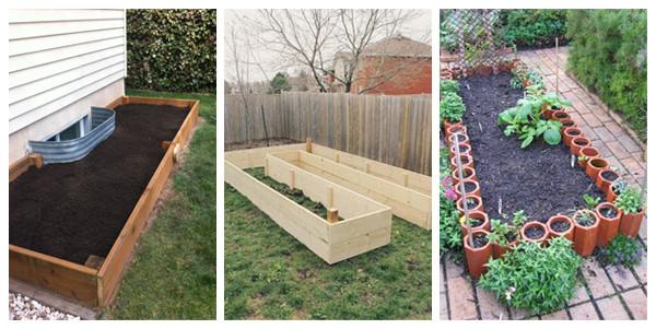 Best ideas about DIY Raised Garden Beds Cheap . Save or Pin 15 Cheap & Easy DIY Raised Garden Beds Now.
