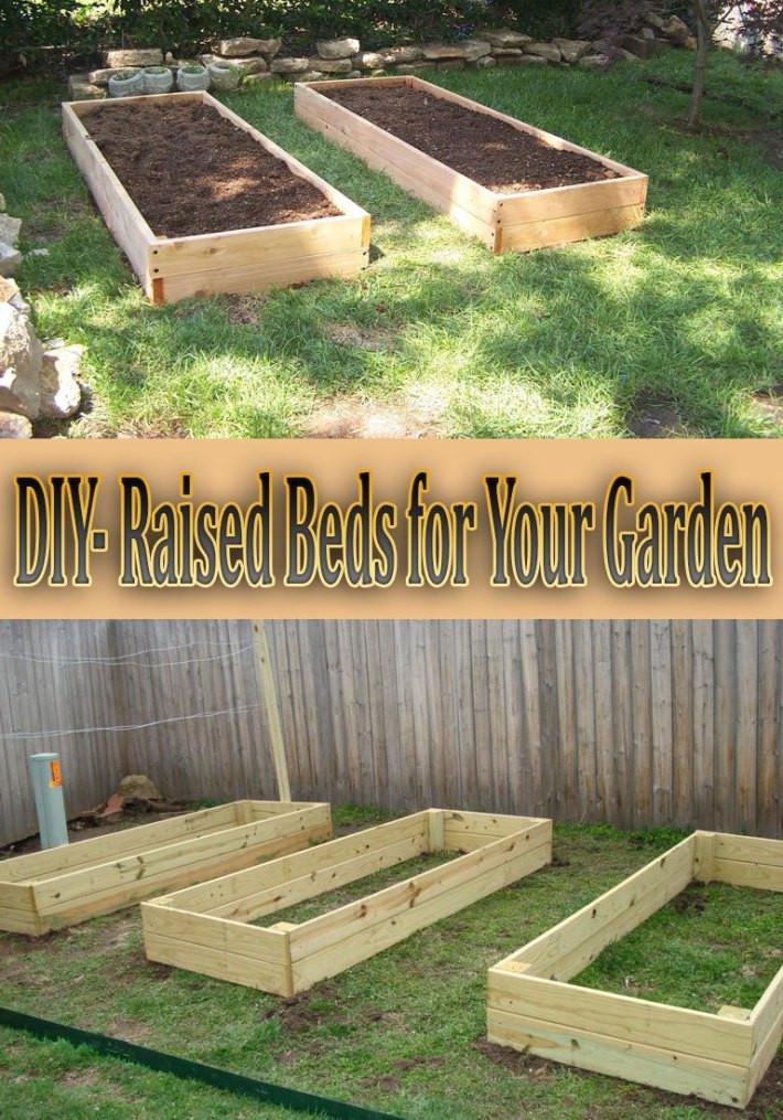 Best ideas about DIY Raised Garden Beds Cheap . Save or Pin Quiet Corner DIY Raised Beds for Your Garden Quiet Corner Now.