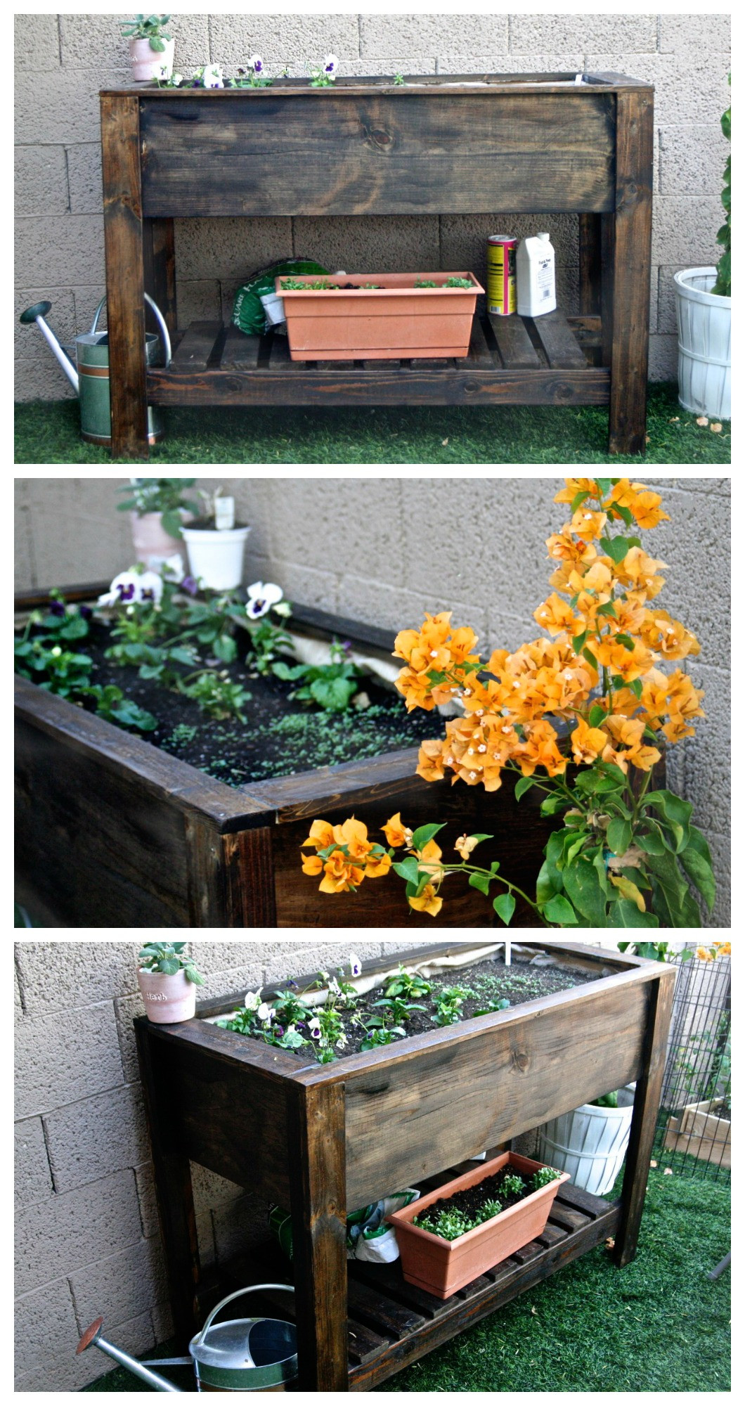Best ideas about DIY Raised Planter Boxes . Save or Pin Ana White Now.