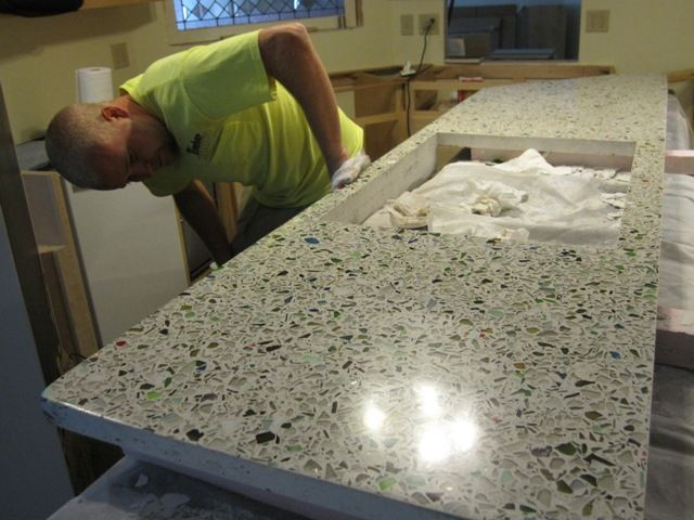 Best ideas about DIY Recycled Glass Countertops . Save or Pin Best 25 Diy countertops ideas on Pinterest Now.