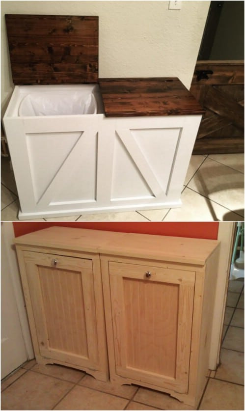 Best ideas about DIY Recycling Bins . Save or Pin 20 DIY Home Recycling Bins That Help You Organize Your Now.