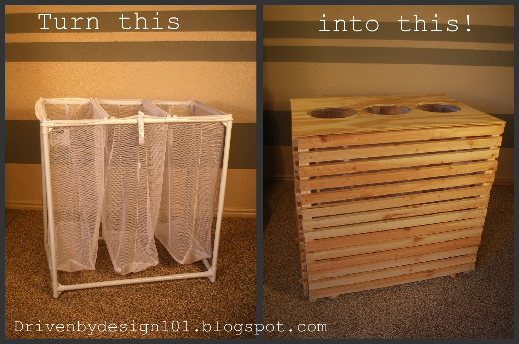 Best ideas about DIY Recycling Bins . Save or Pin Recycling Bin Driven by Love Now.