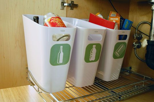 Best ideas about DIY Recycling Bins . Save or Pin Best 25 Recycling center ideas on Pinterest Now.