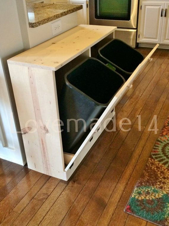 Best ideas about DIY Recycling Bins . Save or Pin Best 25 Trash bins ideas on Pinterest Now.