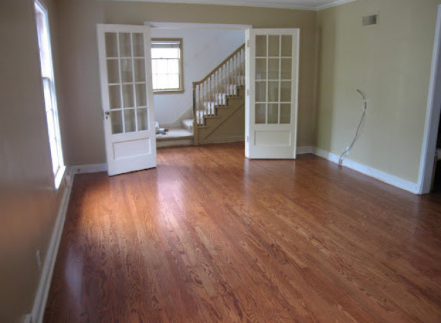 Best ideas about DIY Refinish Wood Floor . Save or Pin DIY Ideas Tips For Refinishing Wood Floors Now.