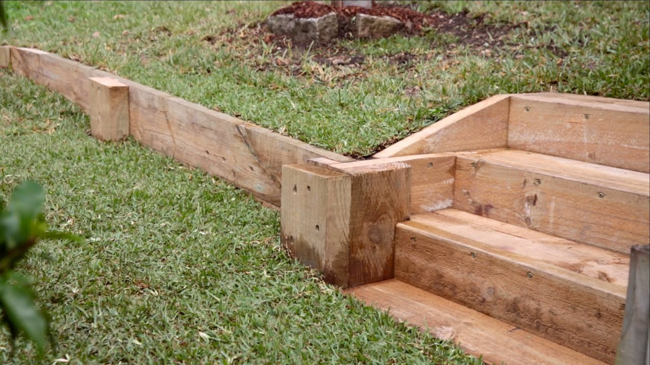 Best ideas about DIY Retaining Wall . Save or Pin Easy DIY Retaining Wall Now.