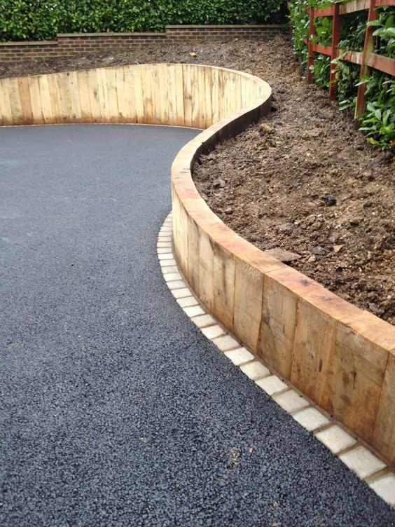 Best ideas about DIY Retaining Wall . Save or Pin Best 25 Diy retaining wall ideas on Pinterest Now.