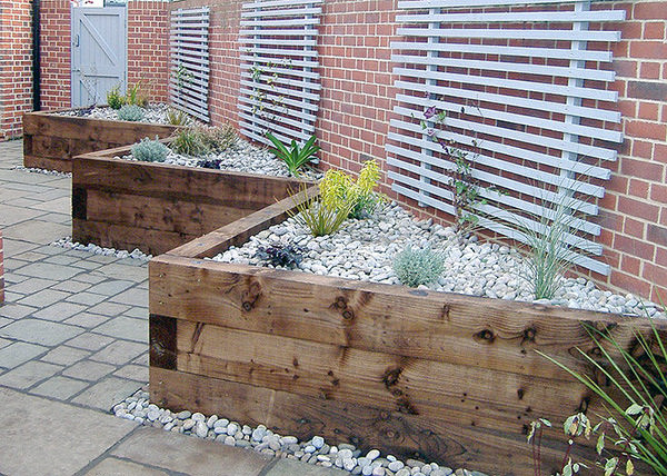 Best ideas about DIY Retaining Wall . Save or Pin DIY Garden Retaining Walls Now.