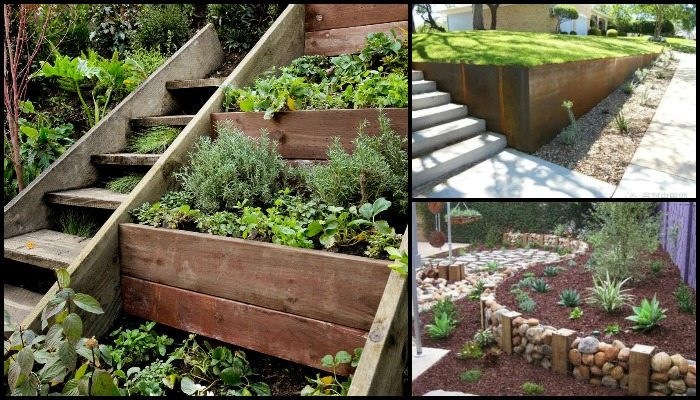 Best ideas about DIY Retaining Wall . Save or Pin Retaining Wall Ideas Now.