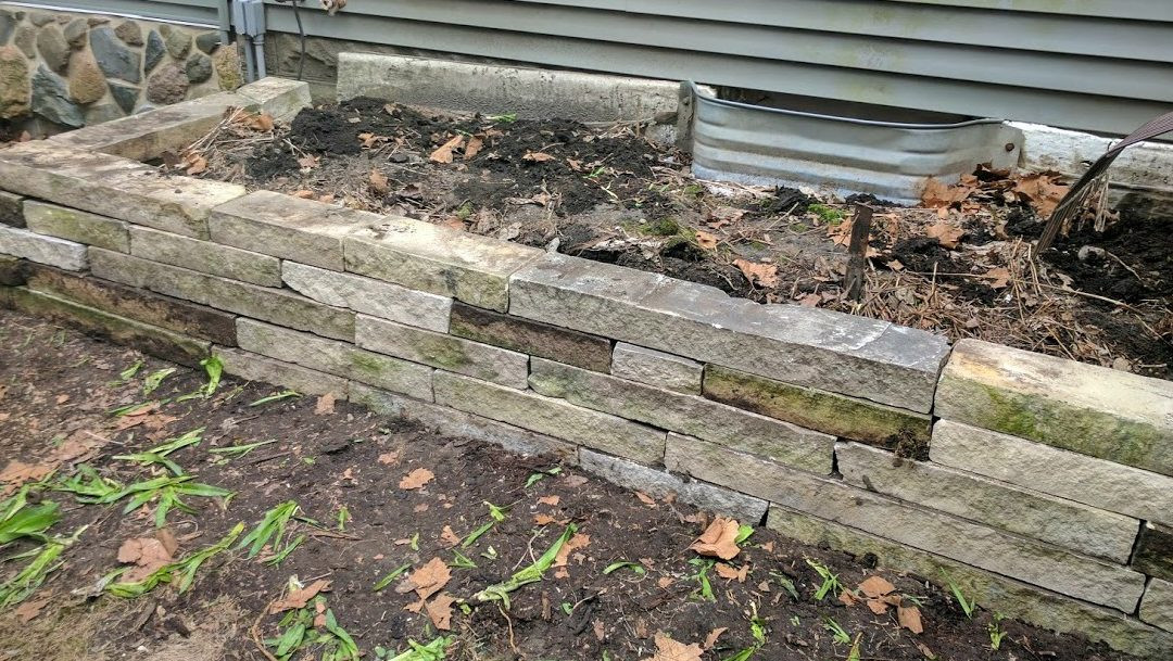 Best ideas about DIY Retaining Wall . Save or Pin DIY Retaining Wall Makeover Miss Smarty Plants Now.