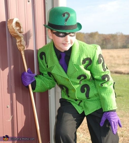 Best ideas about DIY Riddler Costume . Save or Pin 17 Best ideas about Riddler Costume on Pinterest Now.