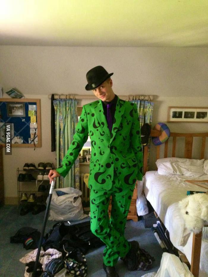 Best ideas about DIY Riddler Costume . Save or Pin 29 best Riddler Costume images on Pinterest Now.