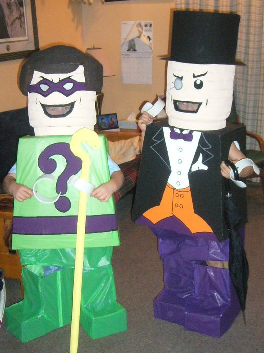 Best ideas about DIY Riddler Costume . Save or Pin 1000 ideas about Lego Halloween Costumes on Pinterest Now.