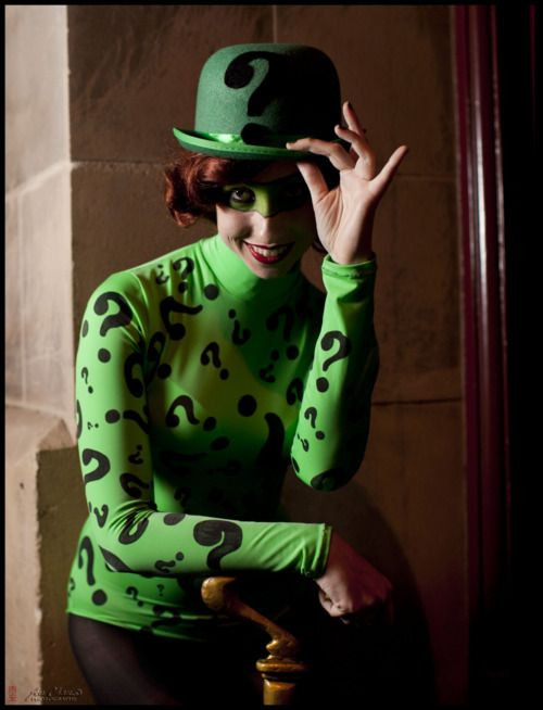Best ideas about DIY Riddler Costume . Save or Pin The Riddler Halloween Costume Idea Now.