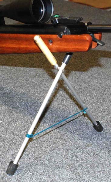 Best ideas about DIY Rifle Rest . Save or Pin DIY Rifle Rest Air Rifle SA Forums Page 2 Now.