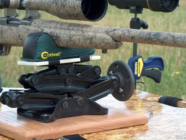Best ideas about DIY Rifle Rest . Save or Pin homemade shooting rest PredatorMasters Forums Now.
