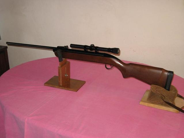 Best ideas about DIY Rifle Rest . Save or Pin DIY Rifle Rest Air Rifle SA Forums Now.