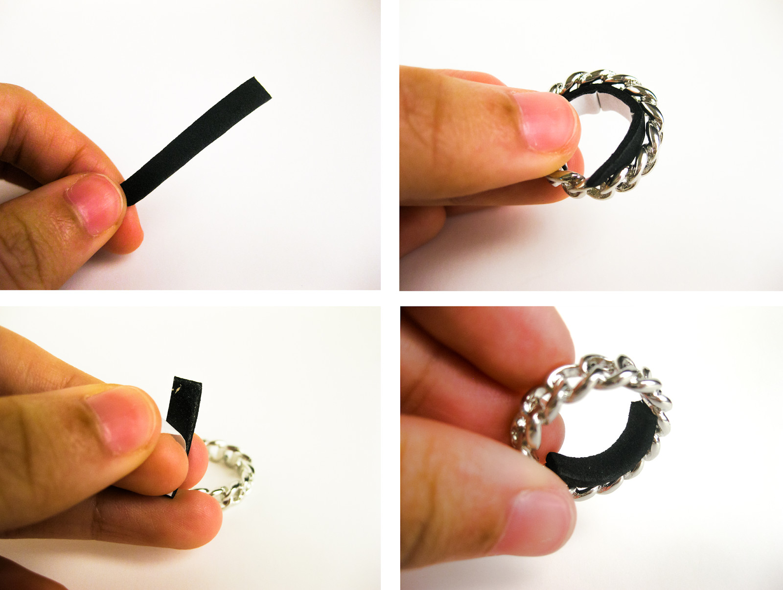 Best ideas about DIY Ring Sizer . Save or Pin Cafe Craftea DIY Now.