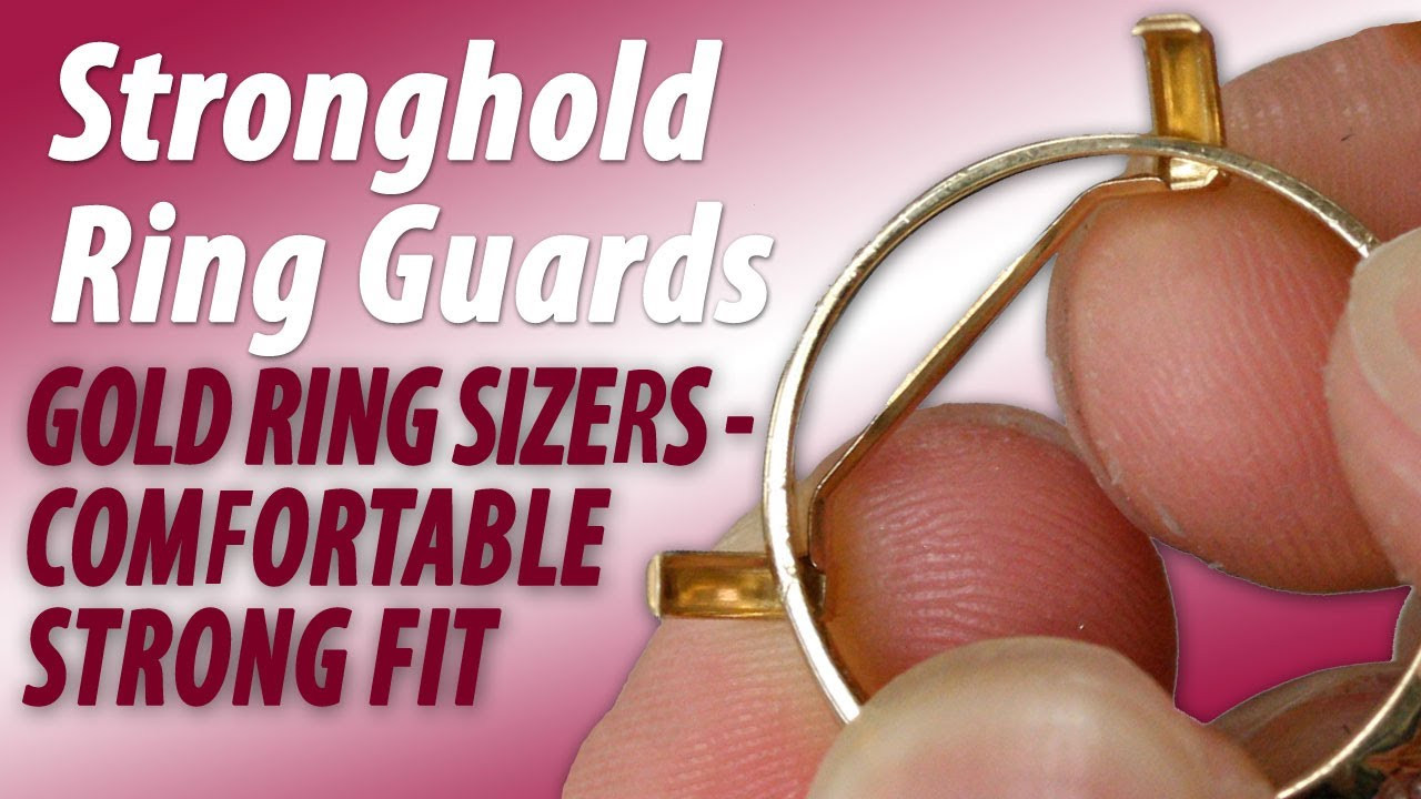 Best ideas about DIY Ring Sizer . Save or Pin Ring Sizer DIY Stronghold Metal Ring Guards Now.