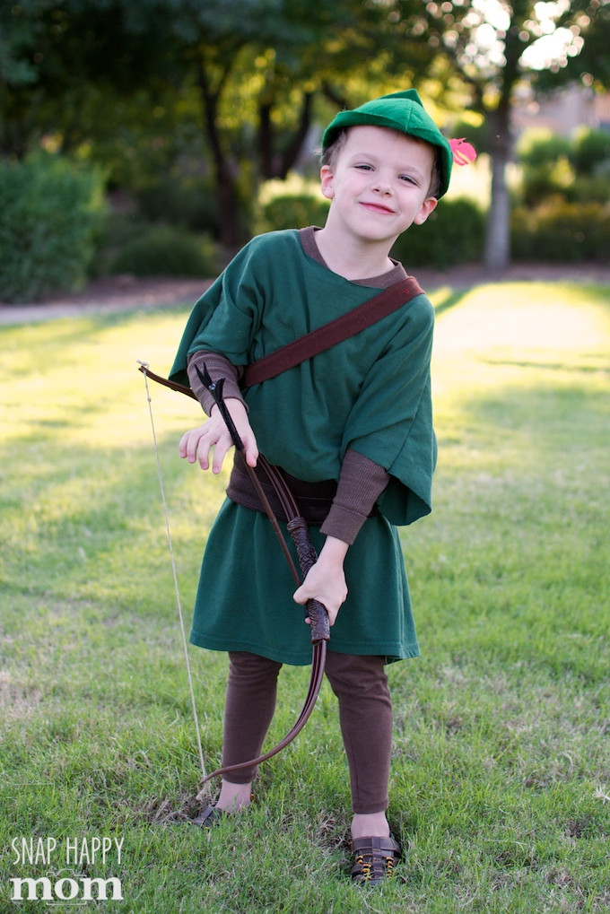 Best ideas about DIY Robin Hood Costume . Save or Pin Happy Halloween From The Sherwood Forest Family Robin Now.
