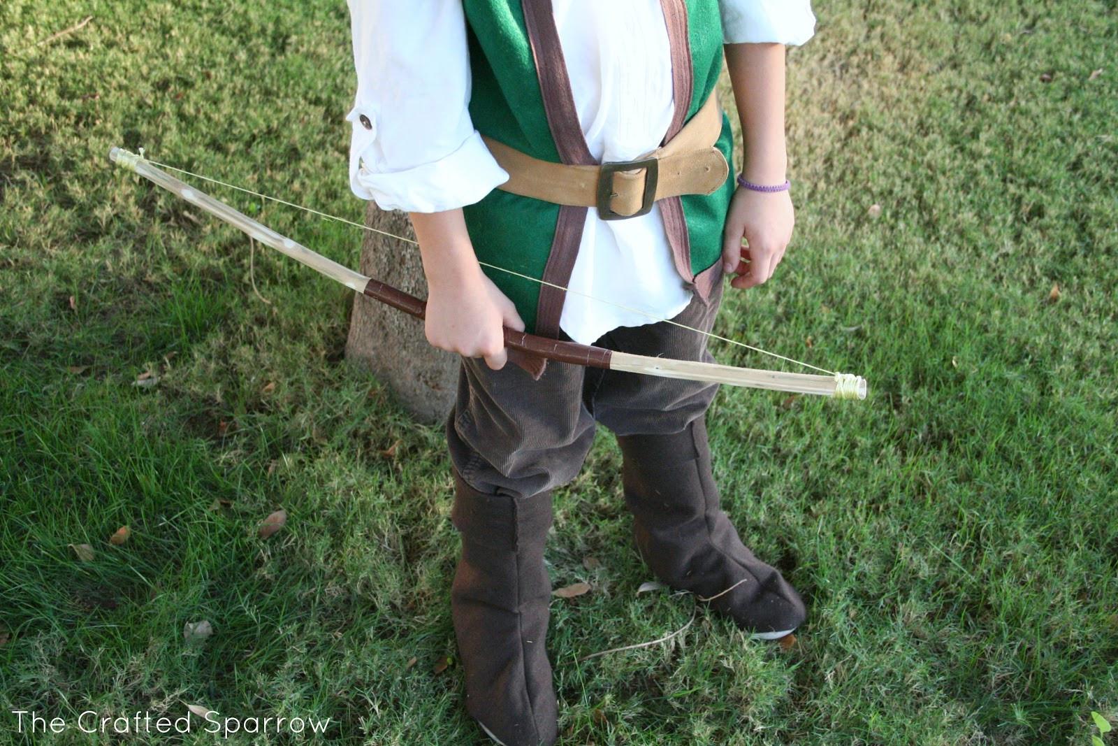 Best ideas about DIY Robin Hood Costume . Save or Pin Robin Hood & Little John Halloween 2012 Now.