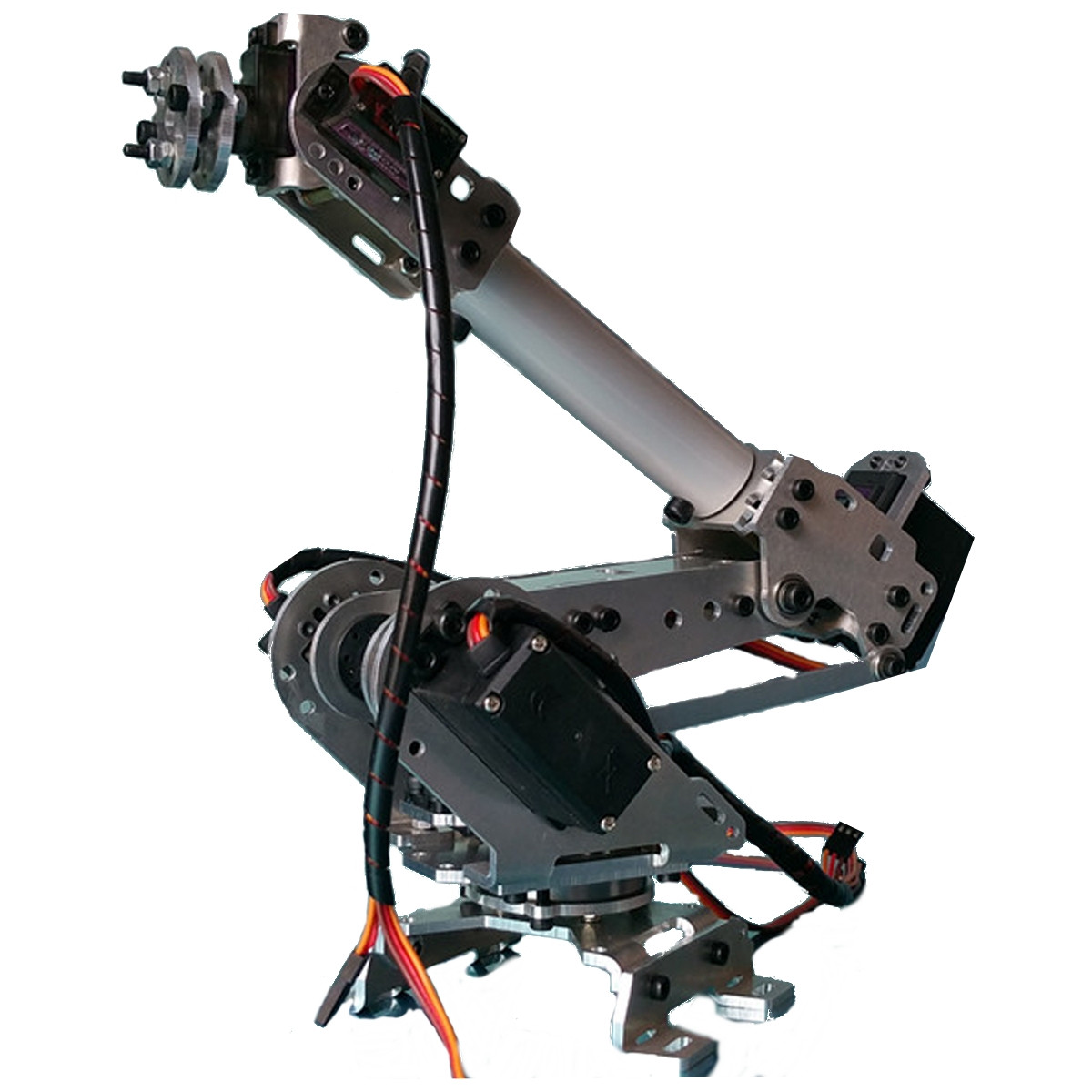 Best ideas about DIY Robot Arm . Save or Pin 6DOF Mechanical Robot Arm Claw With Servos For Robotics Now.
