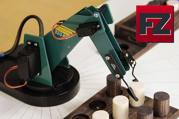 Best ideas about DIY Robot Arm . Save or Pin 4 Axis Robot Arm DIY Now.