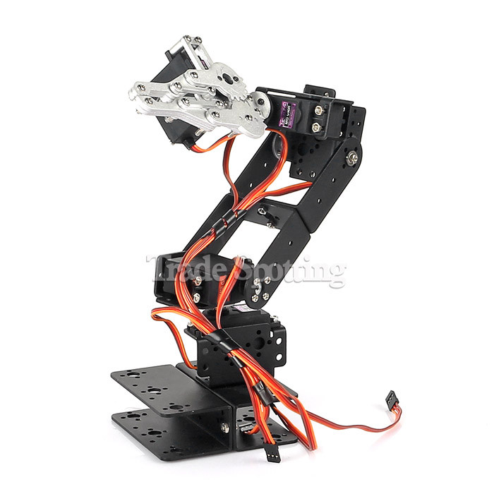Best ideas about DIY Robot Arm . Save or Pin SainSmart Control Palletizing Robot Arm Shield for DIY Now.