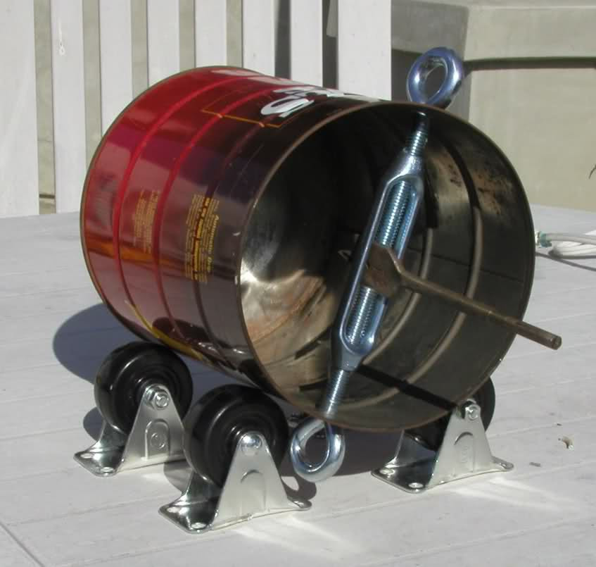 Best ideas about DIY Rock Tumbler . Save or Pin The Scratching Post DIY Rock Tumbler Now.