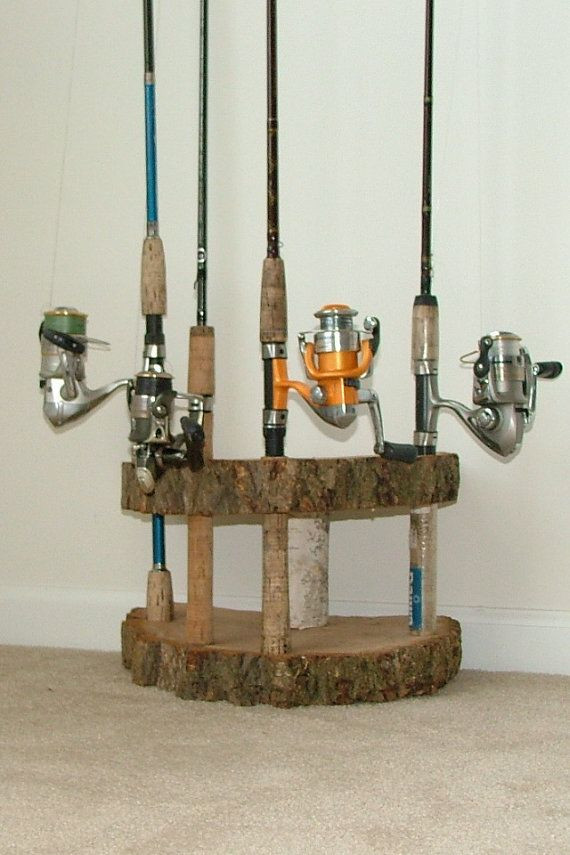 Best ideas about DIY Rod Rack . Save or Pin 48 best images about fishing rod holder DIY on Pinterest Now.