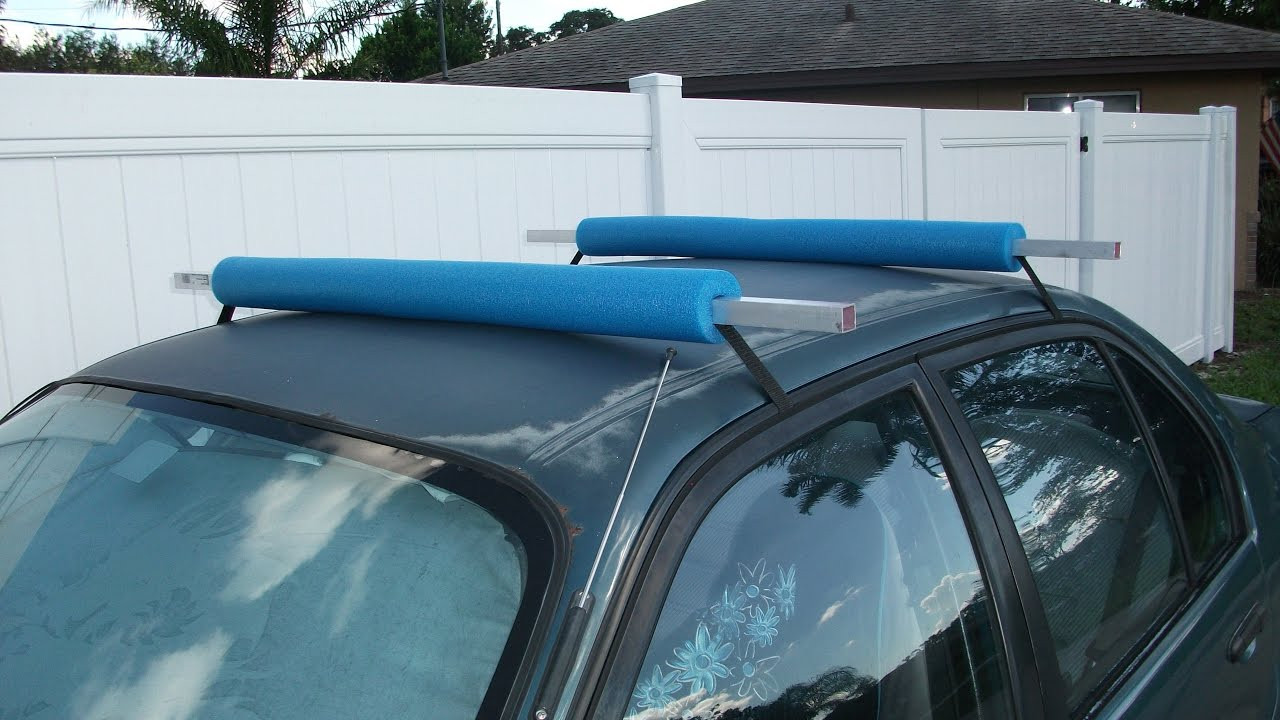 Best ideas about DIY Roof Rack . Save or Pin Simple DIY Roof Rack Florida Fish Hunter Now.