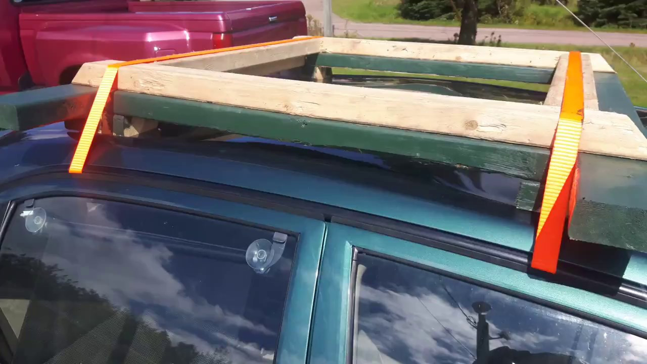 Best ideas about DIY Roof Rack . Save or Pin DIY Wooden Roof Rack CHEAP $$$ & EASY Now.