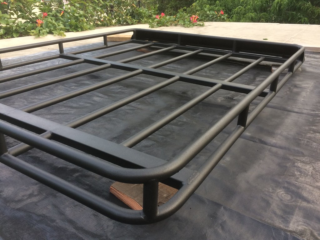 Best ideas about DIY Roof Rack . Save or Pin DIY roof rack build froad Modifications and Now.