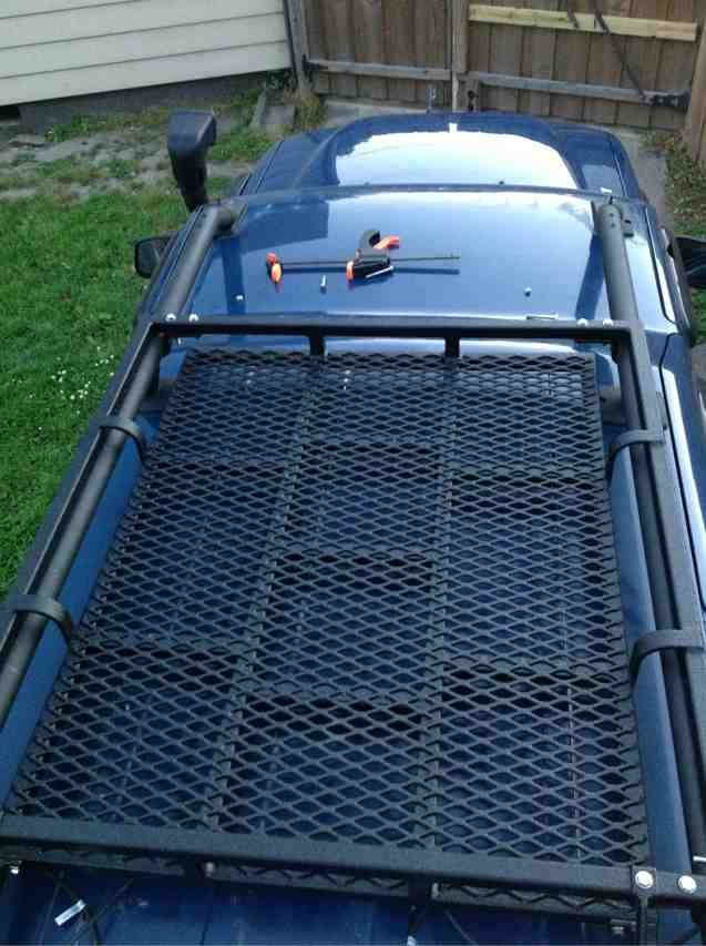 Best ideas about DIY Roof Rack . Save or Pin DIY ROOF RACK … Transfo Now.