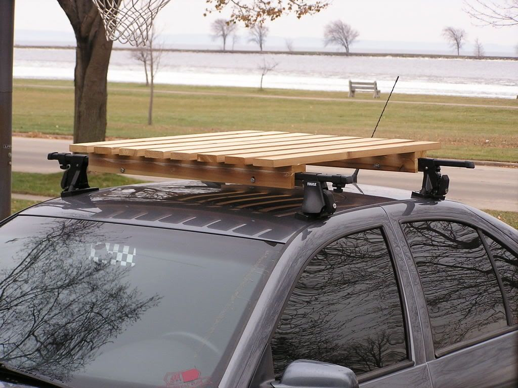 Best ideas about DIY Roof Rack . Save or Pin wooden roof rack Camping Pinterest Now.