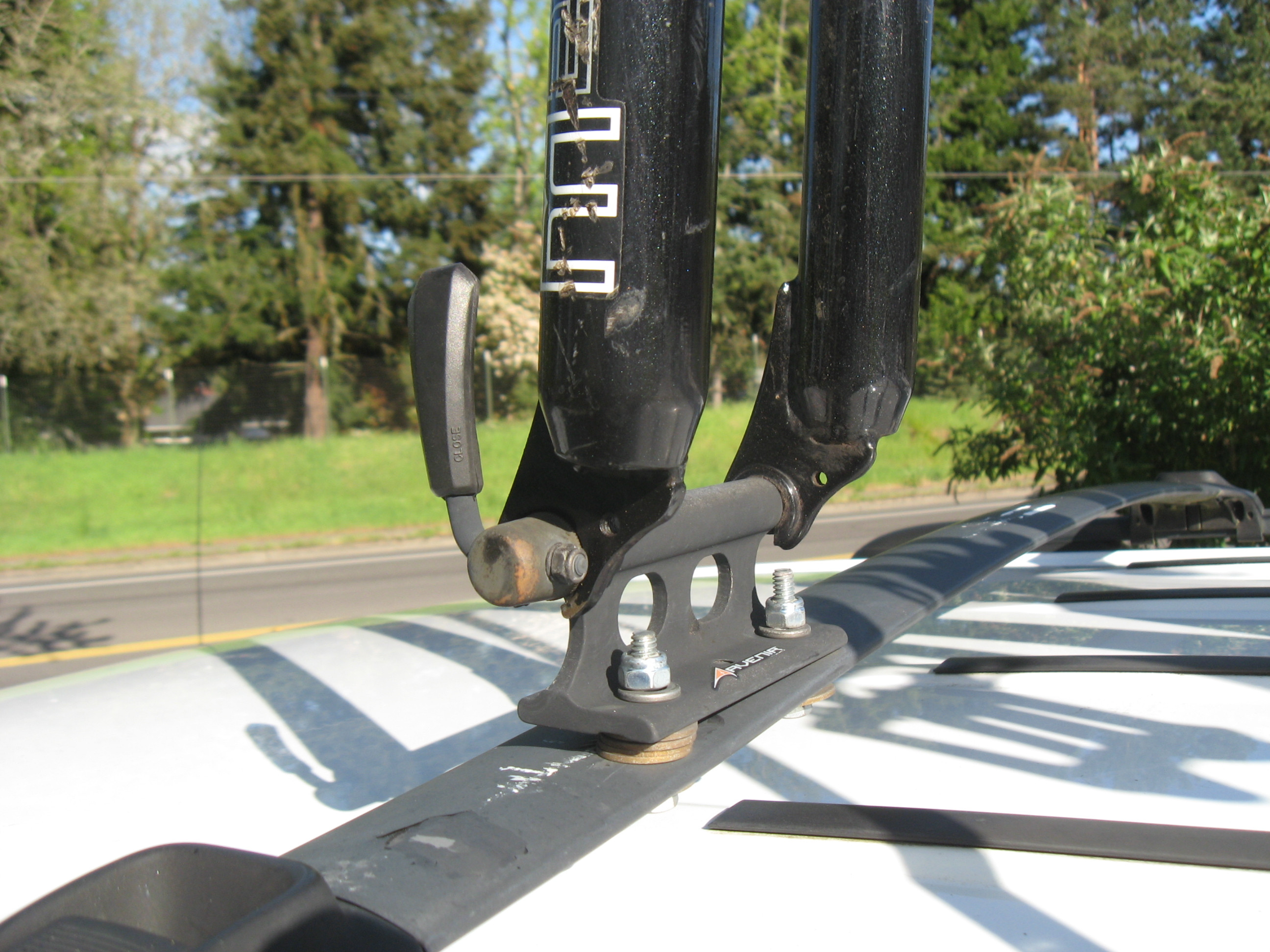 Best ideas about DIY Roof Rack Mounts . Save or Pin DiY Bike Racks Singletracks Mountain Bike News Now.