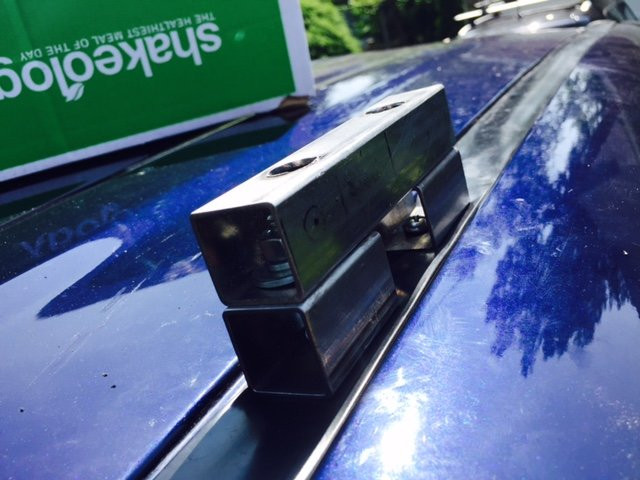Best ideas about DIY Roof Rack Mounts . Save or Pin DIY Yakima Rack Mount System Now.