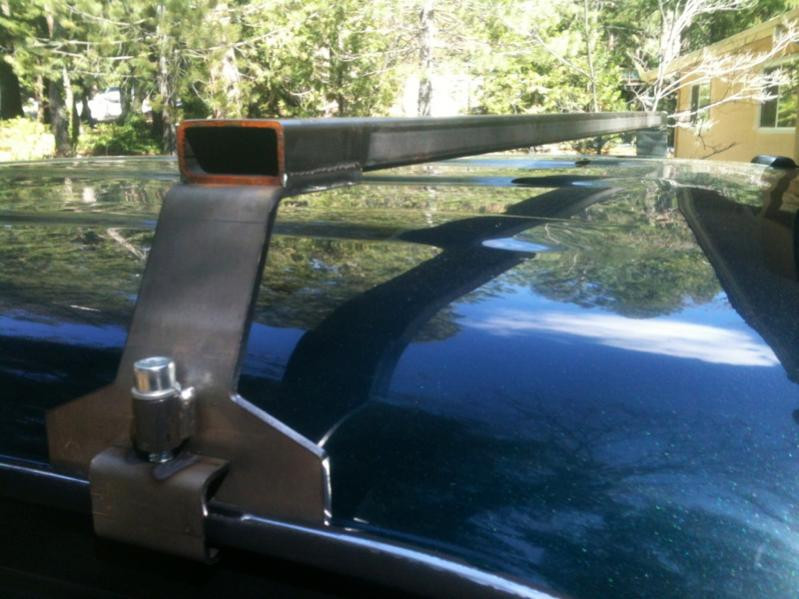 Best ideas about DIY Roof Rack Mounts . Save or Pin home made roof racks Page 7 Now.