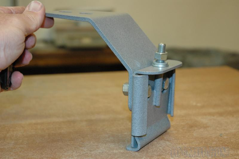 Best ideas about DIY Roof Rack Mounts . Save or Pin DIY for Roof rack rain channel mounts Now.