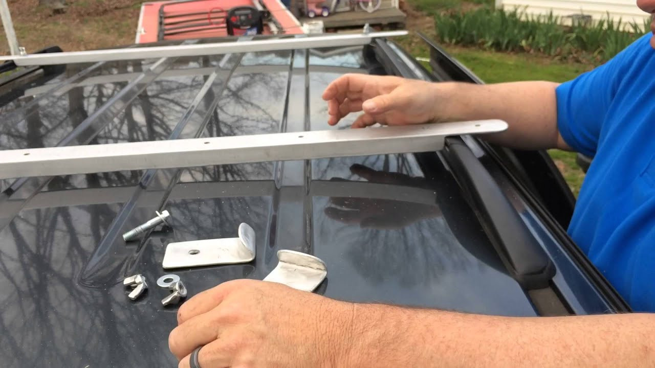 Best ideas about DIY Roof Rack Mounts . Save or Pin Roof Rack Cross Rails Homemade DIY Now.