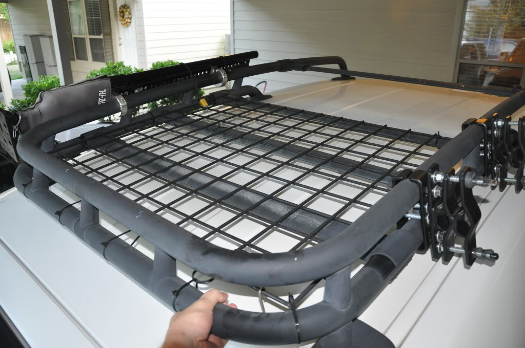 Best ideas about DIY Roof Rack . Save or Pin DIY OEM Roof Rack Basket Now.