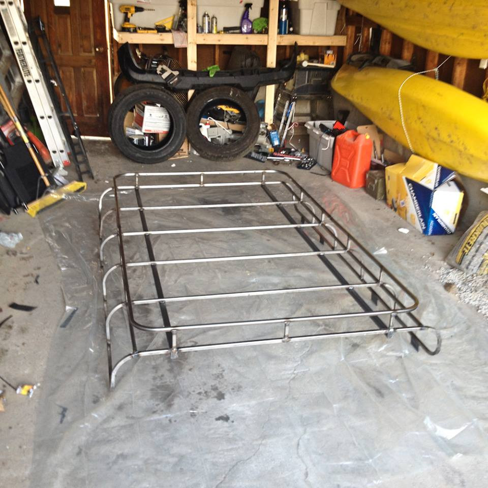 Best ideas about DIY Roof Rack . Save or Pin DIY Roof Rack Land Rover Forums Land Rover Enthusiast Now.
