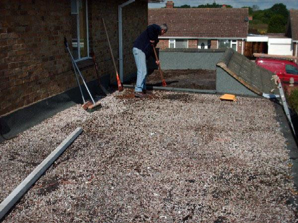 Best ideas about DIY Roof Replacement . Save or Pin Flat Roof Refurbishment Do it Yourself Project InfoBarrel Now.