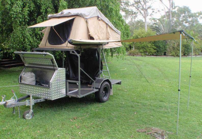 Best ideas about DIY Roof Top Tents . Save or Pin Building Now.