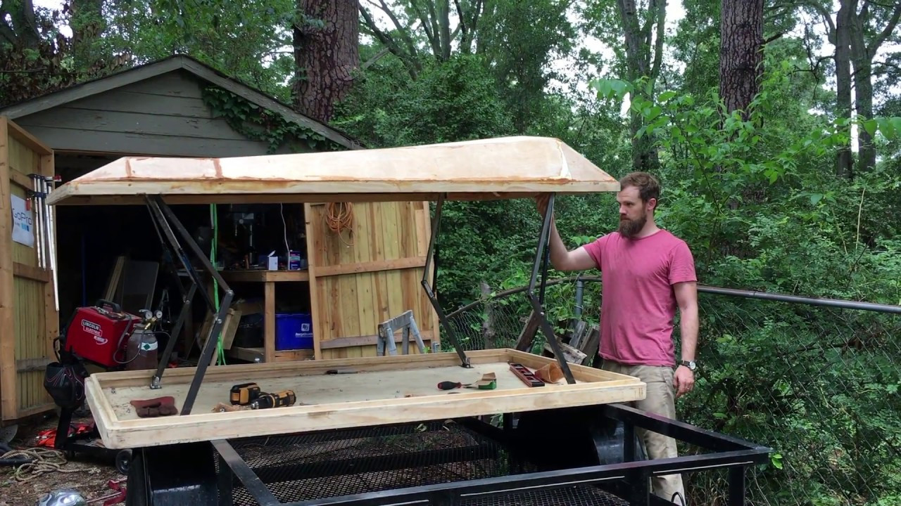 Best ideas about DIY Roof Top Tents . Save or Pin My DIY Rooftop Tent Now.