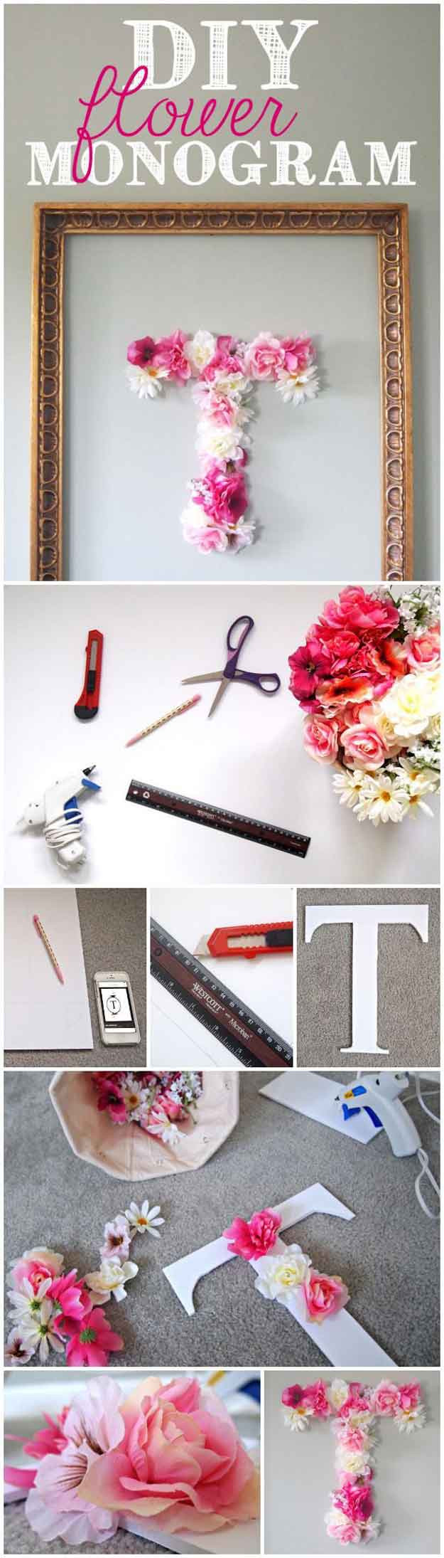 Best ideas about DIY Room Decor For Teens . Save or Pin DIY Projects for Teens Bedroom DIY Ready Now.