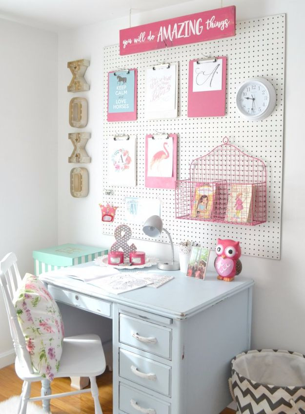 Best ideas about DIY Room Decor For Teens . Save or Pin 75 Best DIY Room Decor Ideas for Teens DIY Projects for Now.
