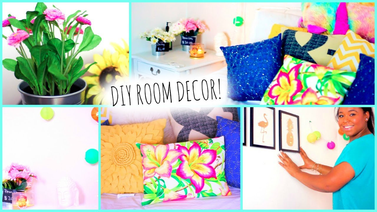 Best ideas about DIY Room Decor For Teens . Save or Pin DIY Tumblr Room Decorations for Teens Cute Affordable Now.